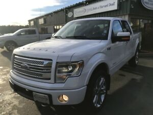 2014 Ford F-150 LIMITED SUPER CREW