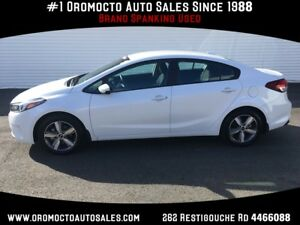 2018 Kia Forte LX+ Cruise Control, AC, Heated Seats, Back Up...
