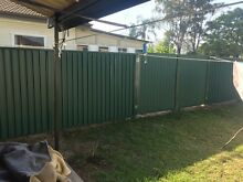 Need handyman who can extend the colorbond fence gate Glendenning Blacktown Area Preview