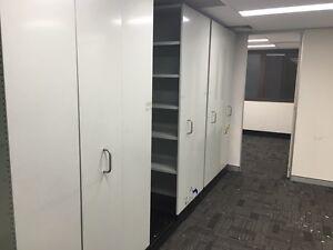Compactus storage unit. St Marys Penrith Area Preview