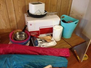 Microwave, Toaster, Jug, Camp chairs Broome Broome City Preview