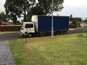 Truck with work FORSALE!!!!! PRICE Drop Campbelltown Campbelltown Area Preview