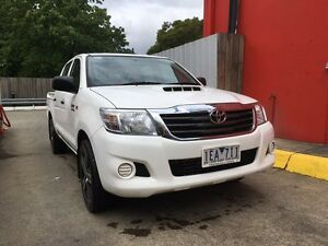 Toyota hilux 2015 Monbulk Yarra Ranges Preview