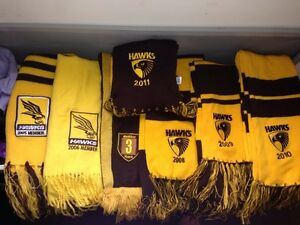 Hawthorn members scarfs Boronia Knox Area Preview