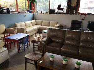 SECOND HAND LOUNGES & FURNITURE Hornsby Hornsby Area Preview