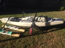 Hobie Pro Angler 14 PA 14 Fishing Kayak and trailer Wynnum Brisbane South East Preview