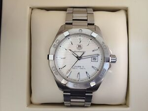 TAG HEUER Aquaracer 300m Automatic Men's Watch (AS NEW) Reservoir Darebin Area Preview