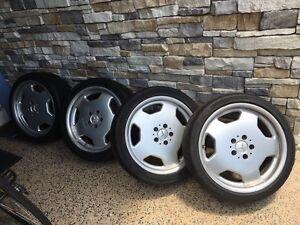 Mercedes AMG Hammer wheels Tiwi Darwin City Preview