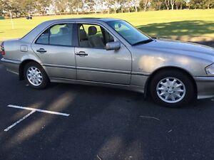 1998 Mercedes-Benz C240 Sedan Laurieton Port Macquarie City Preview