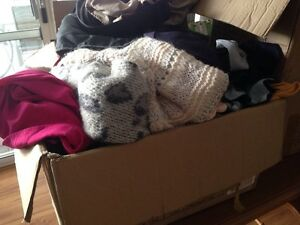 2 boxes of Women's clothes and shoes Size 8&10 and Shoe size 7 Secret Harbour Rockingham Area Preview
