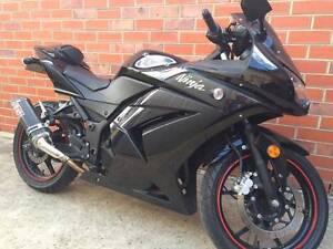 Kawasaki Ninja 250r 2012 Mount Barker Mount Barker Area Preview