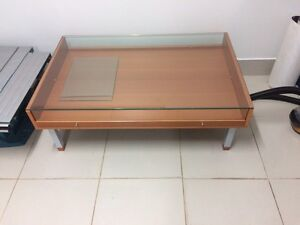 GLASS COFFEE TABLE Middleton Grange Liverpool Area Preview