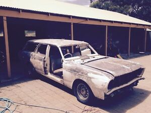 XR Falcon Wagon unfinished project Mount Helena Mundaring Area Preview