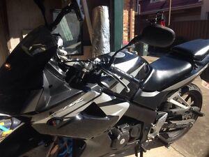 Honda CBR125 negotiable, Beverly Hills Hurstville Area Preview