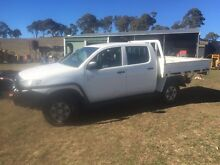 Ute Hilux Guyra Guyra Area Preview