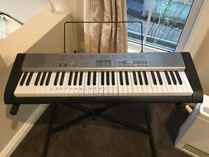 Casio keyboard an stand Belrose Warringah Area Preview