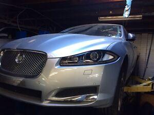 Wrecking 2014 Jaguar XF Yennora Parramatta Area Preview