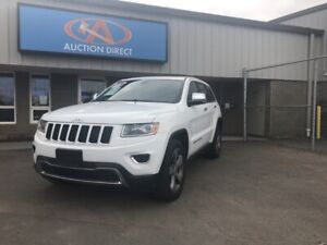 2015 Jeep Grand Cherokee Limited NEW TIRES/NAVIGATION/LEATHER!!!