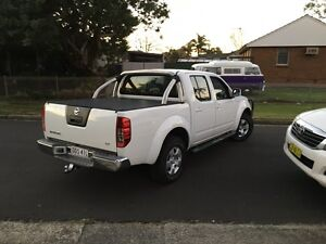 D40 rear roll bar Warilla Shellharbour Area Preview