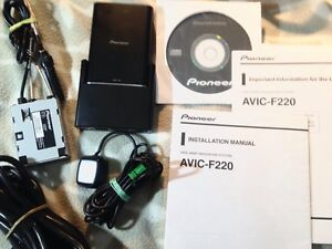 Pioneer Add On Navigation Unit - AVIC-F220 Kippa-ring Redcliffe Area Preview