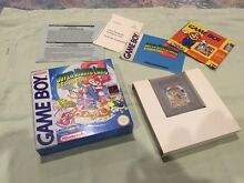 Nintendo gameboy super marioland 2 boxed complete as new!! Pagewood Botany Bay Area Preview