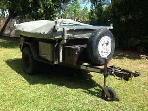 Cavalier 4x4 Camper Trailer - take the kids camping this Christmas! Wandal Rockhampton City Preview