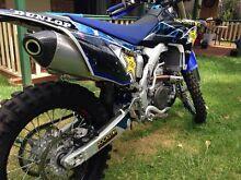 Yamaha wr450 Toowoomba Toowoomba City Preview