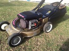 Victa Alloy Base Gold Edition Lawnmower !!! Condell Park Bankstown Area Preview