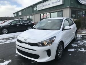 2018 Kia Rio LX+ HEATED SEATS/HEATED WHEEL/BLUETOOTH/WARRANTY...