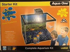 Aqua One Aquarium 28L (with Filter and LED Light) Parkville Melbourne City Preview
