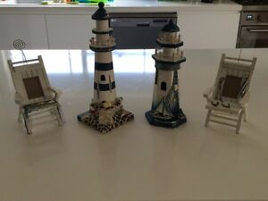 Nautical frames and Lighthouses Revesby Bankstown Area Preview