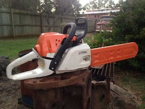 Stihl chainsaw ms231 Toowoomba Toowoomba City Preview