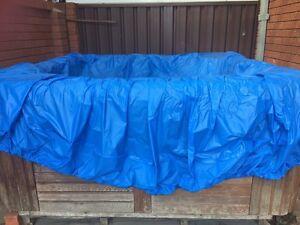 8 man blue haven spa bath Campbelltown Campbelltown Area Preview