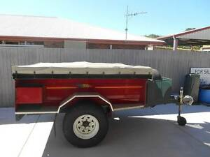 Camper Trailer Avenell Heights Bundaberg City Preview