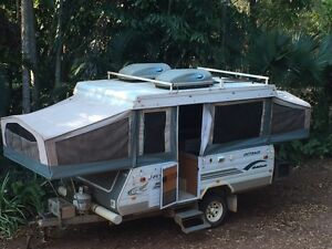 Jayco Eagle Outback 2004 Bees Creek Litchfield Area Preview