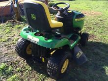 Ride on mower & trailer Granton Derwent Valley Preview