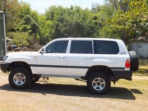 100 series gxl landcruiser solid axle Bunya Brisbane North West Preview