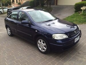 VERY LOW KLM HOLDEN ASTRA CD WITH REG & RWC !!! Roxburgh Park Hume Area Preview