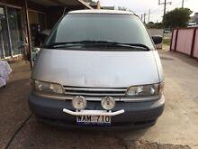 Toyota Tarago Silver Van / Car Parramatta Parramatta Area Preview