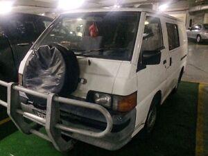 1995 Mitsubishi Express Van (repairs) Fortitude Valley Brisbane North East Preview
