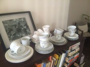 12 vintage teacups, plates, and saucers Bayview Darwin City Preview