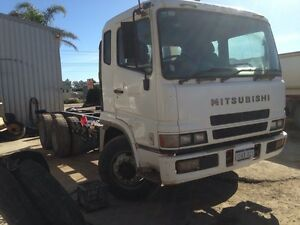 Mitsubishi fv500 Midland Swan Area Preview