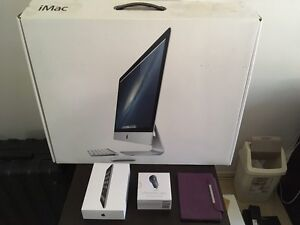 "Apple iMac 27"" 2013 + iPad Mini 2 + Chrome Cast Brisbane City Brisbane North West Preview"