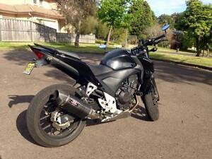 Honda CB500f Cherrybrook Hornsby Area Preview
