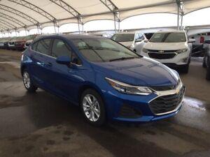 2019 Chevrolet Cruze LT SUNROOF, HEATED SEATS, HATCHBACK, BOS...