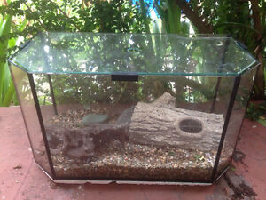Small tank with accessories Cardiff South Lake Macquarie Area Preview