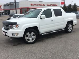 2014 Honda Ridgeline Touring LEATHER, HEATED SEATS, SUNROOF!!!