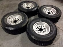 """31"""" wheels and tyres Keysborough Greater Dandenong Preview"""