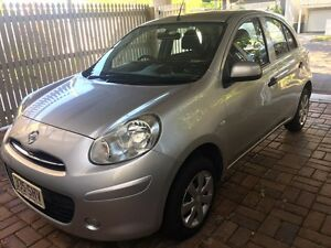 Nissan Micra with manuf. warranty New Farm Brisbane North East Preview