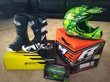 Youth Motocross MX accessories Wauchope Port Macquarie City Preview